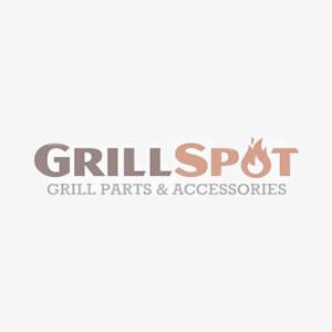 Grill Spot Universal Adjustable 5-Piece Porcelain Steel Heat Tent Set